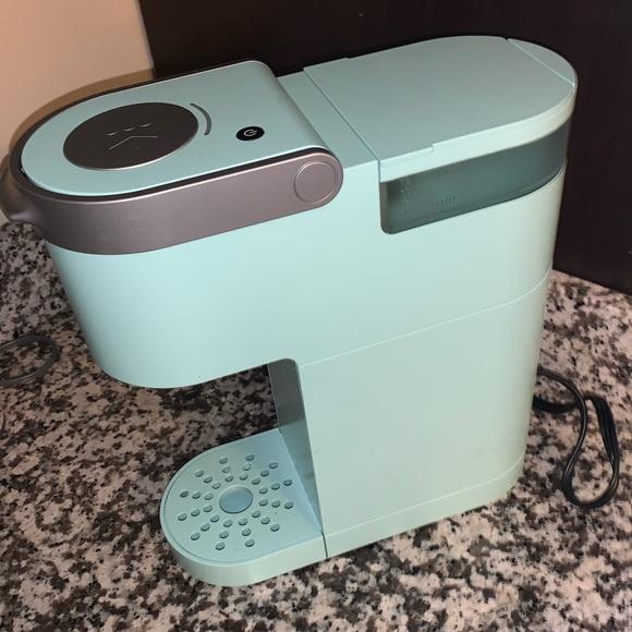 Keurig Kitchen Light Blue Keurig K Mini Single Serve Coffee Maker Poshmark